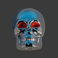 Ventieldopjes Skull