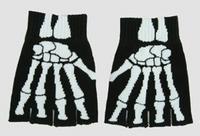 Handschoenen Bones vingerloos