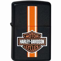 Zippo Harley Davidson Stripes