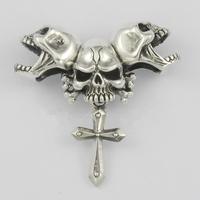 Hanger Skulls & Cross