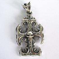 Hanger Skull Cross