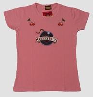 T-shirt Cherry bom