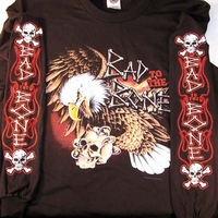 T-Shirt Bad to the bone Eagle
