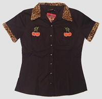 Shirt Tiger-cherry