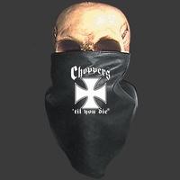 Gezichtsmasker Choppers 'till you die