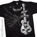 T-shirt Skelecaster Liquid Blue