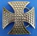 Buckle Iron Cross