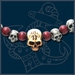 UL13 Alchemy Death Skull necklace