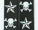 Suspender Skull - Star